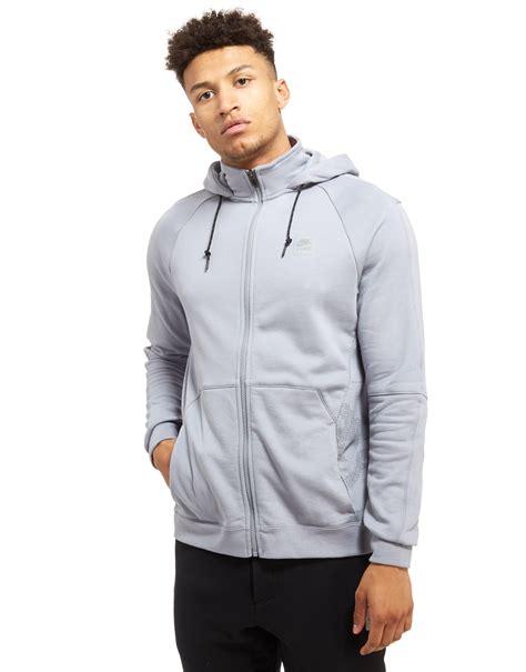 Hoodie Air Exlusiv 1 lyst nike air max ft zip hoodie in gray for