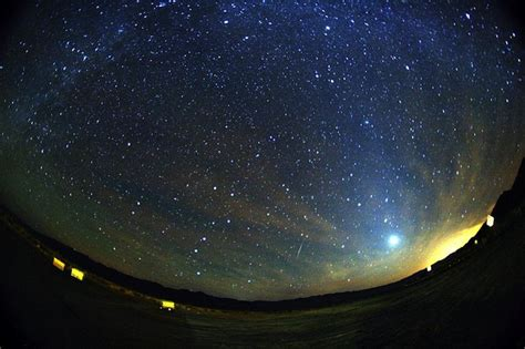 lyrid meteor shower peak time tonight nasa live