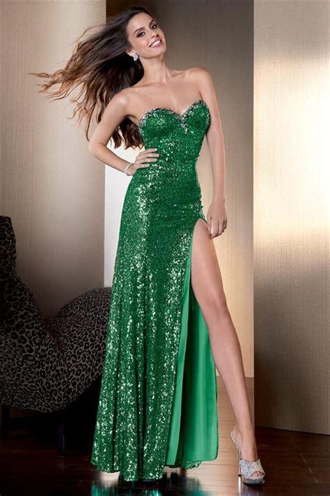 imagenes vestidos verdes vestidos para fiestas en color verde