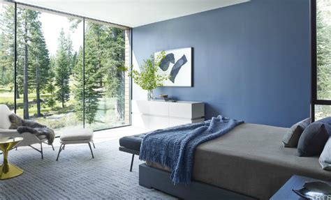 10 tremendously designed bedroom ideas in shades of blue