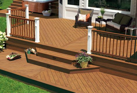 Outdoor Patio Ideas by Composite Decking Gtown Lumber And Supply