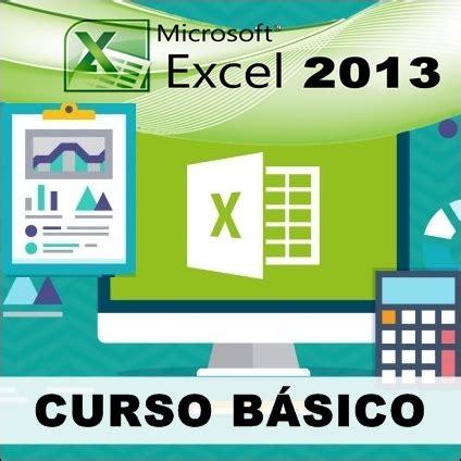 tutorial excel 2013 basico curso excel 2013 b 193 sico