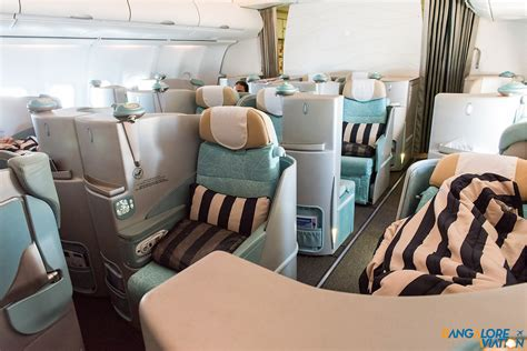 etihad airways business class seating plan inflight review etihad business class airbus a340 600