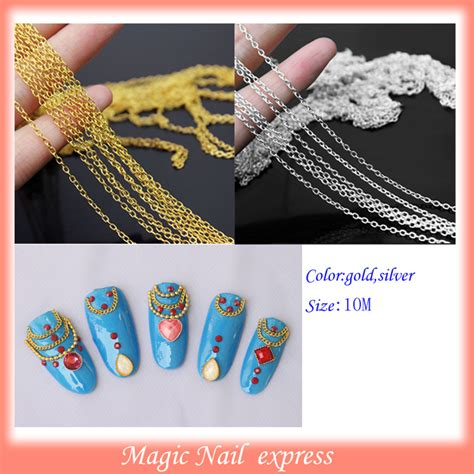 What Size Nails For String - mns711c glitter skull zircon nail jewelry alloy 3d nail