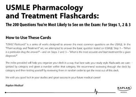 how to make cards for pharmacology pharmacology cards mcqs3000