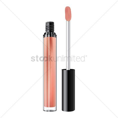 Lipgloss Clip On lip gloss vector image 1806253 stockunlimited