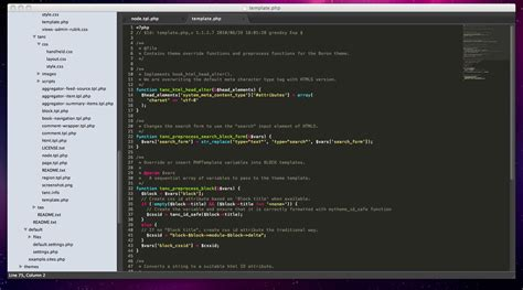 sublime text html template image gallery sublime text 2