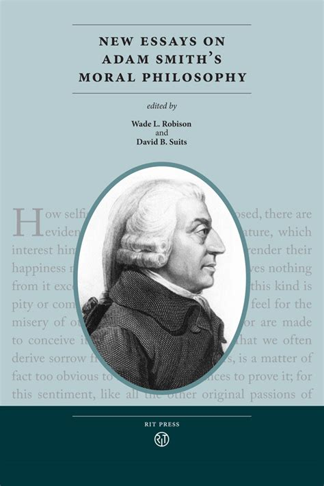 Smith Essays On Philosophical Subjects by David B Suits Rit Press Rit
