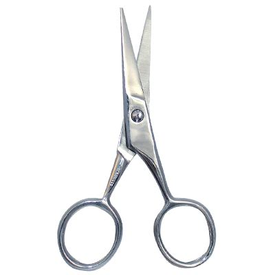 Pomade Holes satin edge 4 quot eyebrow scissor ea 50 00 gift certi