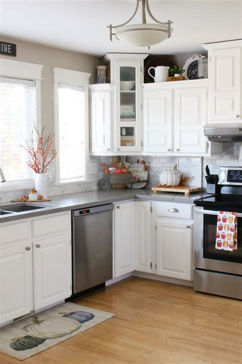 mens kitchen ideas fall home decor ideas fall home tours clean and scentsible