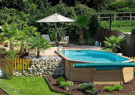 landscaping around above ground pool landscaping around above ground swimming pools pictures
