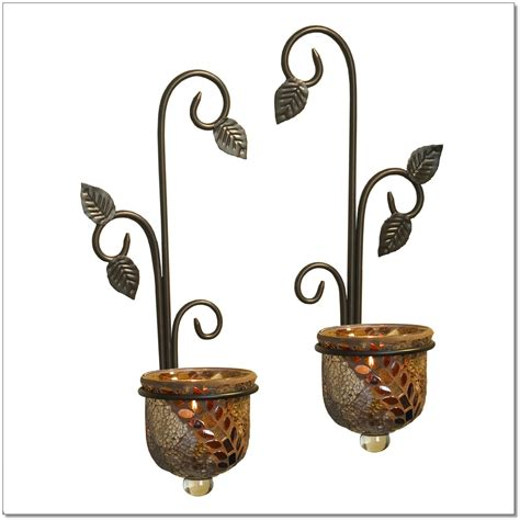 fleur de lis wall sconce candle holder wall sconces