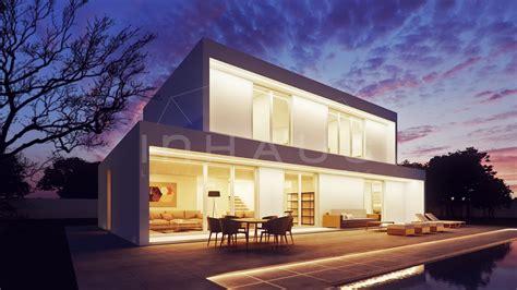 casas prefabricadas en lugo casa modular de dise 241 o modelo lugo 6d 2p 2 262 inhaus