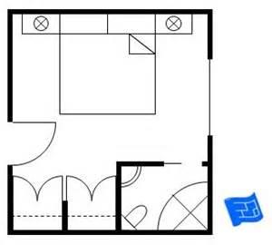 En Suite Bathroom Floor Plans by 24 Best Master Bedroom Floor Plans With Ensuite Images