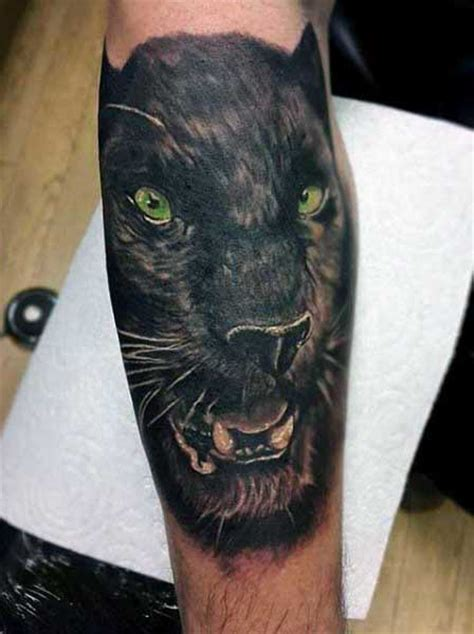 black panther party tattoo 70 panther designs for cool big jungle cats