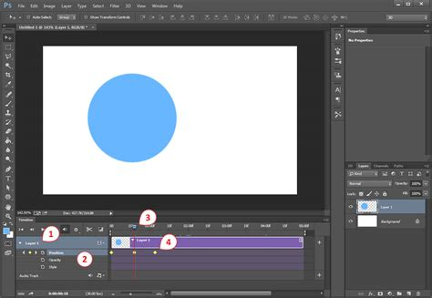 tutorial photoshop animation how to create an advanced photoshop animation smashing
