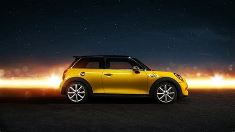Mini Cooper Yellow by Yellow Mini Cooper S Hd Wallpaper