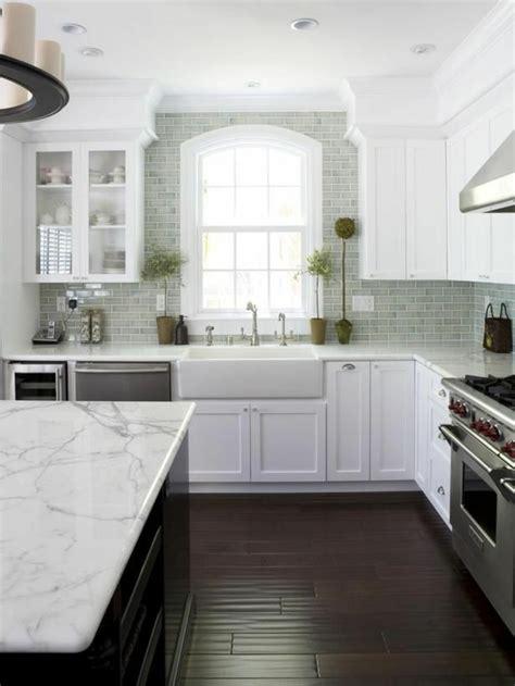 Country Kitchen Tiles Ideas comment choisir la cr 233 dence de cuisine id 233 es en 50 photos