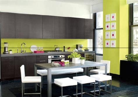 la cuisine verte tout savoir sur la d 233 co par couleurs
