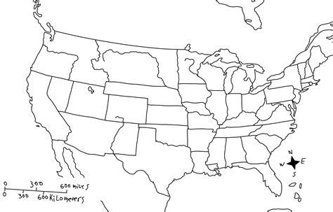 blank united states map from 1860 america 1861 blank by ericremotesteam on deviantart