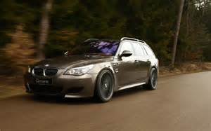 fast car bmw e61 wallpapers and images wallpapers