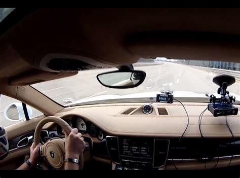 gemballa porsche panamera gemballa gtp 700 panamera sets top speed record