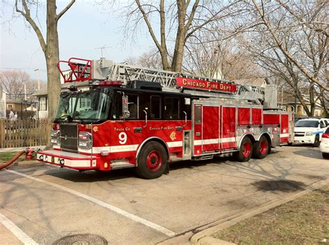 Chicago Truck 9 171 Chicagoareafire Com