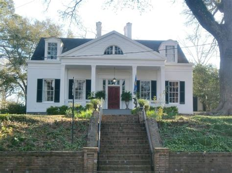 Plantation House Picture Of Natchez Mississippi Oaks Bed And Breakfast Natchez Ms