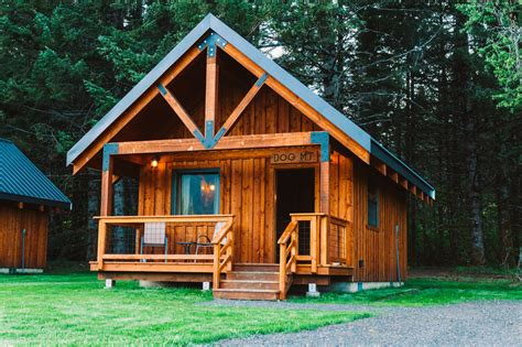 rent a house or cabin in the gorge