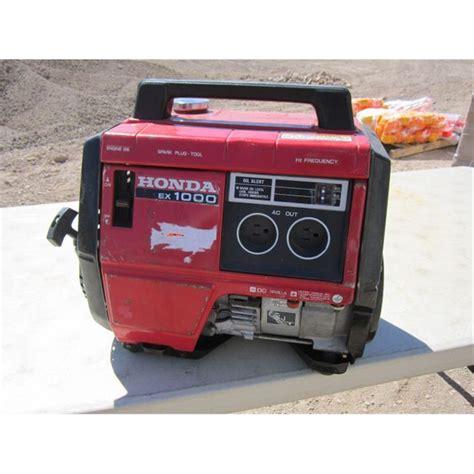 Strika Maspion Ex 10000 Ex1000 honda ex1000 1 000 watt generator