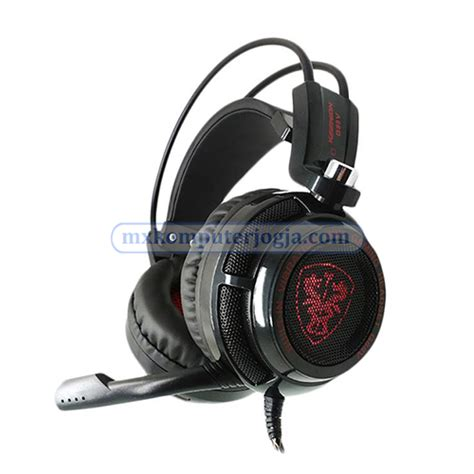 Headset Keenion Gaming headset keenion g88v gaming 171 toko komputer jogja