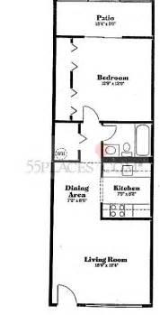 Century Village Pembroke Pines Floor Plans model a floorplan 685 sq ft century village at