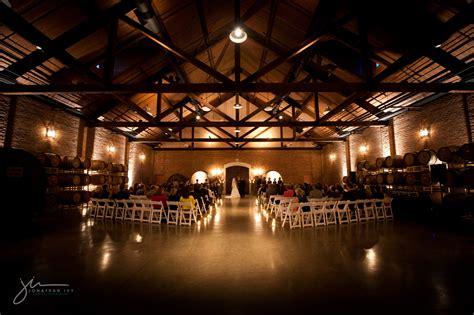 Wedding Venues Grapevine Tx by Delaney Vineyards Winery Weddings