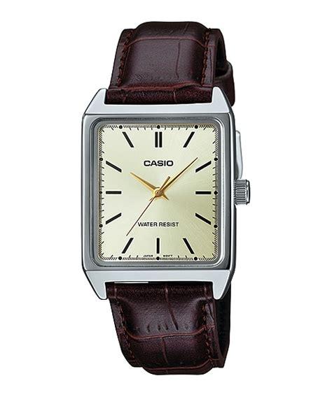 Casio Ltp V004g 9b Original mtp v007l 9e analog gent s dress timepieces casio