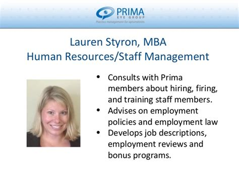 Mba Human Resources Atlanta by The Prima Eye Story