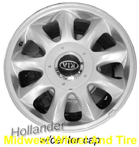 kia amanti tire size kia 74571s oem wheel 529103f000 oem original alloy wheel