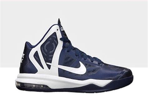 nike basketball shoes navy blue new womens 11 5 nike air max hyperaggressor navy blue