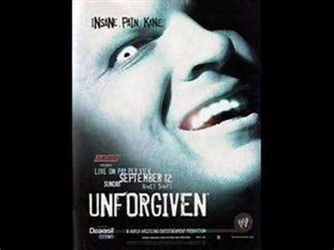 unforgiven theme song unforgiven 2004 theme song youtube