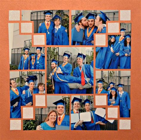 254 Best Images About Lea France S Template Ideas On Pinterest Card Tricks Rose Window And To Graduation Photo Collage Template