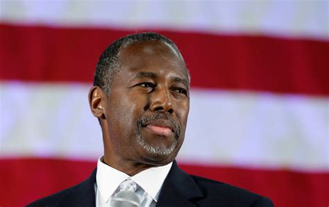 bed carson ben carson photos and images abc news