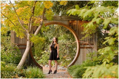 denver co botanical gardens denver botanic gardens senior photos elevate