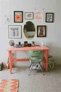 Creative Desk Ideas For Small Spaces 10 Tips For Decorating Small Rented Spaces A Beautiful Mess