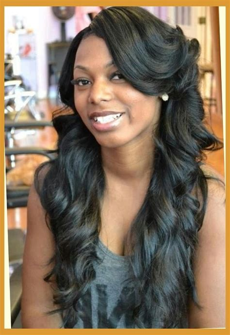 hair black women sew ins very soft and pretty hair pinterest sew in