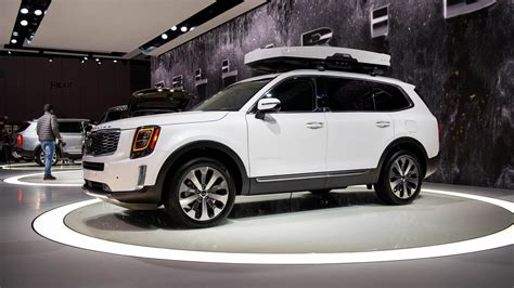 2020 Kia Telluride White by 2020 Kia Telluride Is A New Option For The Big Suv Crowd