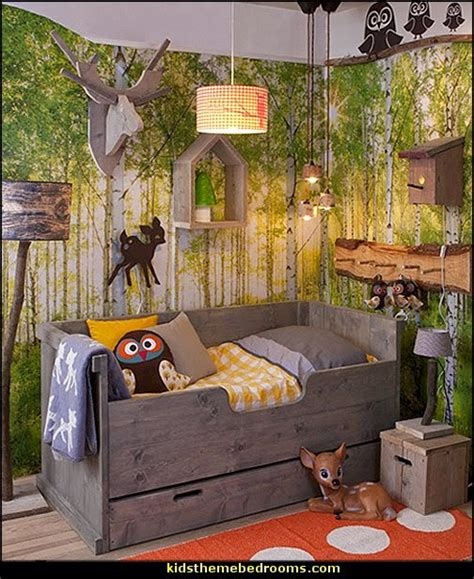 forest bedroom decor decorating theme bedrooms maries manor fairy forest