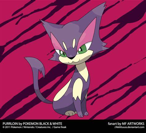 pokemon coloring pages purrloin pokemon purrloin coloring pages images pokemon images