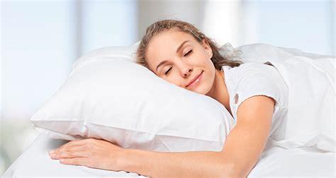 Sleeping On Pillow by Pillow Loft The Highs And Lows Of Pillow Thickness