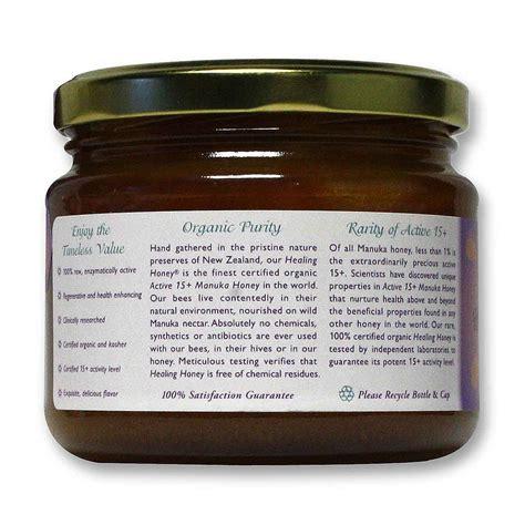 Synergy 7 Liver Detox Reviews by The Synergy Company Healing Honey 12 Fl Oz Evitamins
