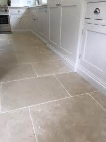 My Tile Grey Limestone Tiles For A Durable Kitchen Floor