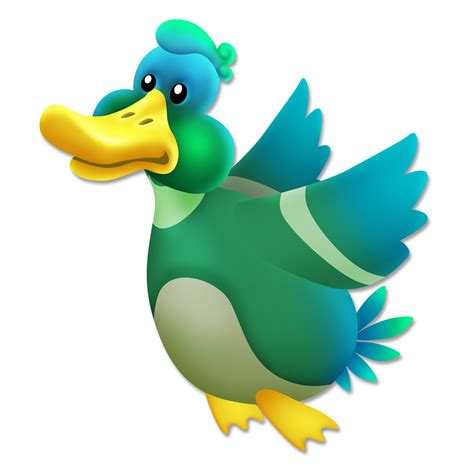 image duck flying png hay day wiki fandom powered by